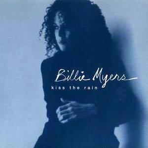 Billie Myers - Kiss The Rain - single cover