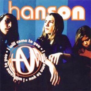 Hanson - I Will Come To You - single cover