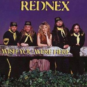 Rednex - Wish You Were Here - single cover