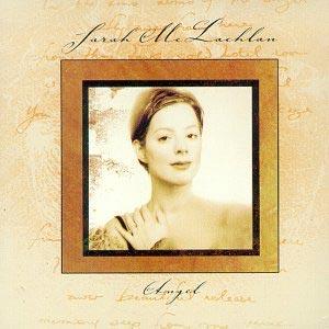 Sarah McLachlan - Angel - single cover