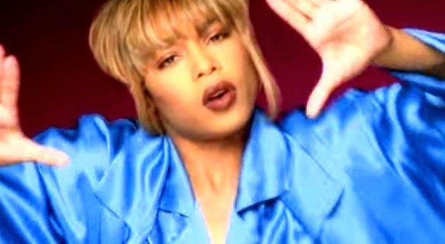 TLC - Creep - Official Music Video