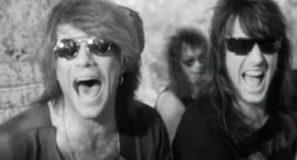 Bon Jovi – I'll Sleep When I'm Dead