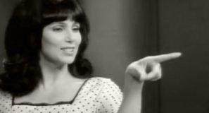 Cher – The Shoop Shoop Song (It's In His Kiss)