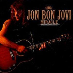 Jon Bon Jovi - Miracle - single cover