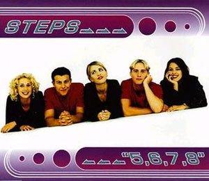 Steps - 5, 6, 7, 8 - single cover