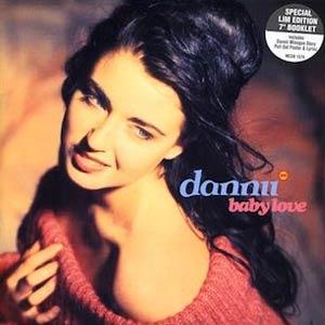 Danni Minogue - Baby Love - Single Cover