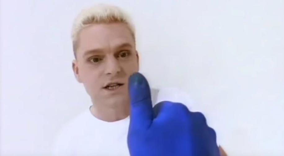 Erasure - Blue Savannah - Official Music Video