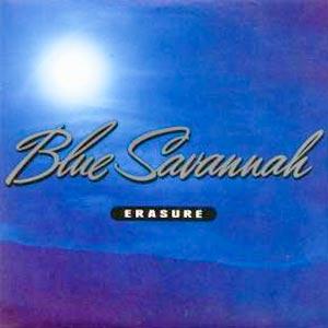Erasure - Blue Savannah - Single Cover