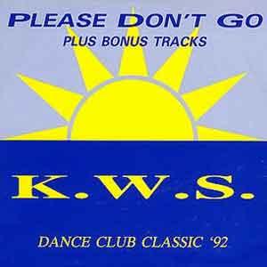 KWS - Please Don't Go - Single Cover